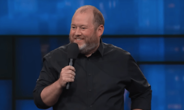 Sean Donnelly on The Late Show with Stephen Colbert