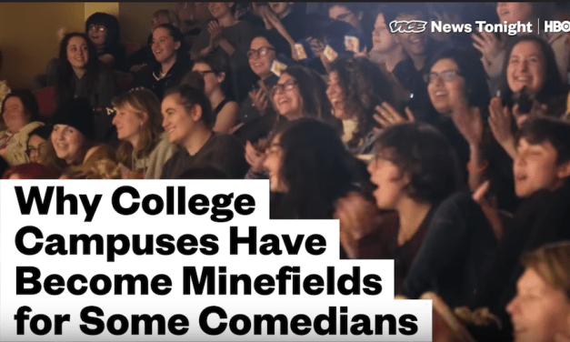 Vice News explores the politics of booking college comedians in 2018