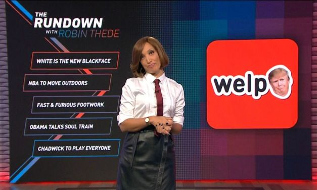 BET bails out of late-night talk, cancels The Rundown with Robin Thede