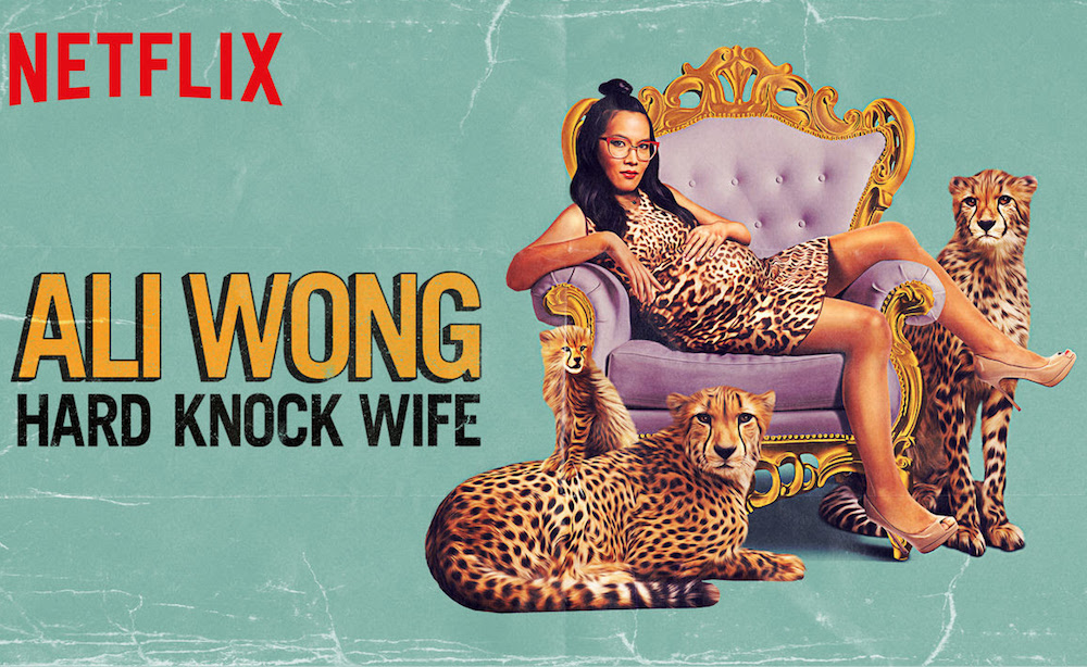 "Review: Ali Wong, ""Hard Knock Wife,"" on Netflix"