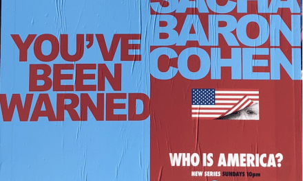 Sacha Baron Cohen stars in new satire series, Who Is America? for Showtime