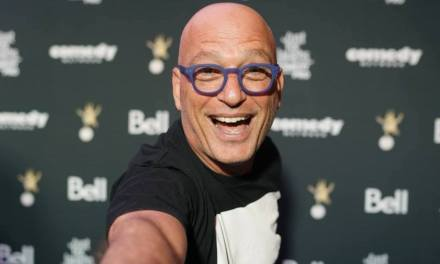 "Howie Mandel on owning Just For Laughs: ""I was chasing this"""
