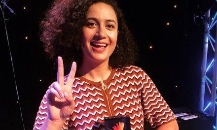 Rose Matafeo wins best comedy show at 2018 Edinburgh Fringe