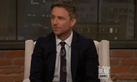 Chris Hardwick returns to Talking Dead