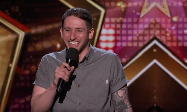 Samuel J. Comroe becomes second comedian to survive Judges Cuts on America's Got Talent 2018