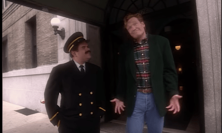 Team Coco celebrates 25 years of Conan with re-release of O'Brien's Late Night debut