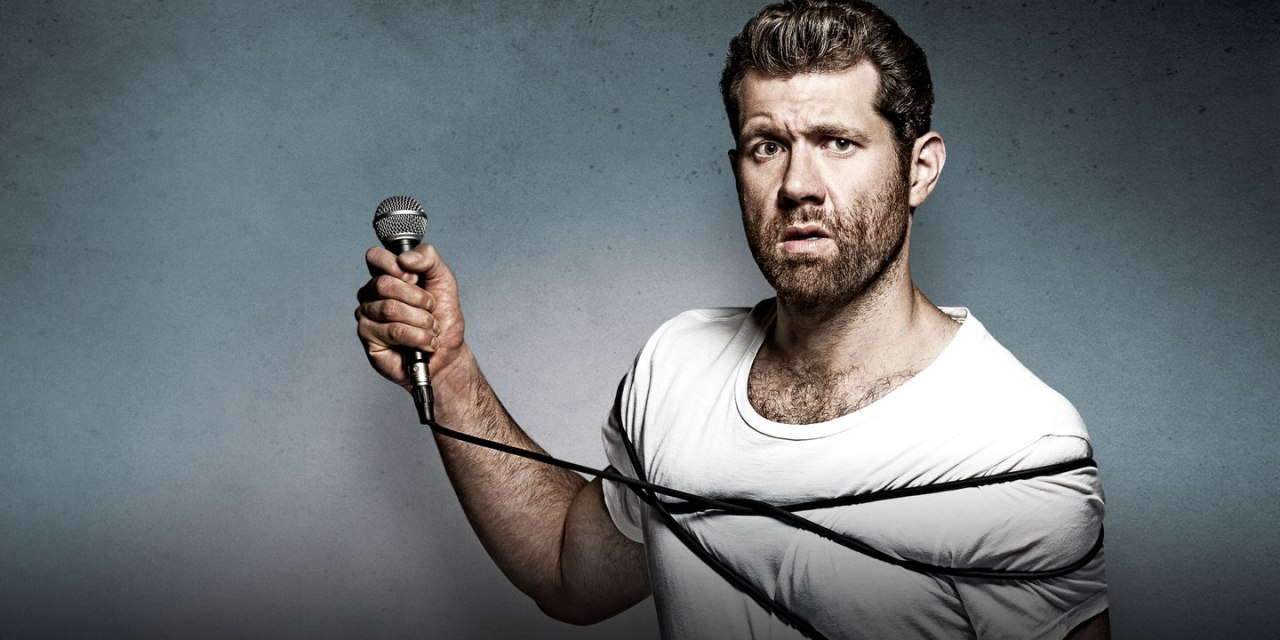 Billy Eichner back on the street in mini web series