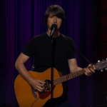 Demetri Martin on The Late Late Show with James Corden
