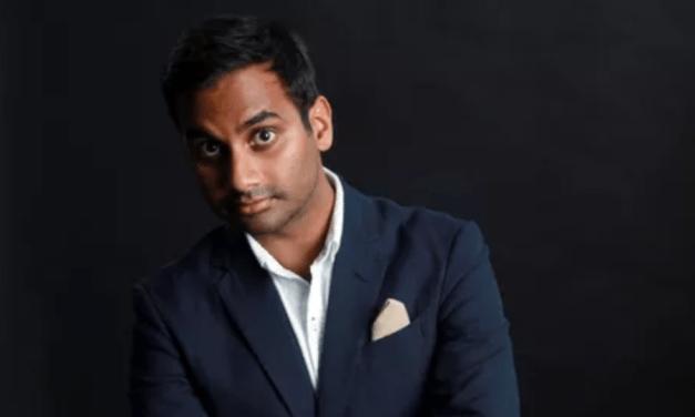 The Aziz Ansari pivot away from wokeness