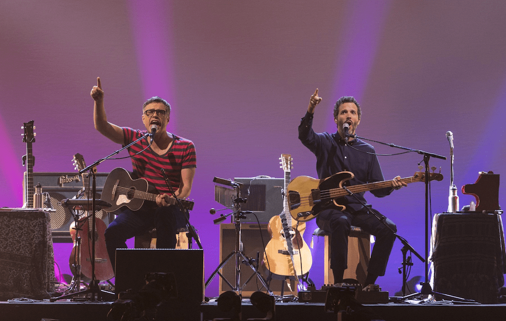 "Review: Flight of the Conchords, ""Live in London"" on HBO"