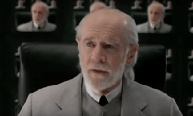 There's a George Carlin biopic in the works