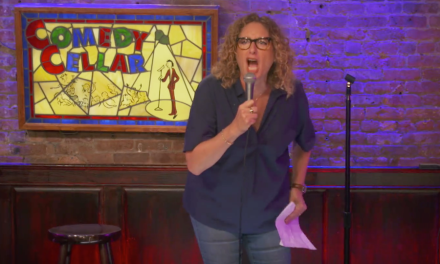 The premiere of This Week at the Comedy Cellar on Comedy Central