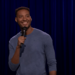 LeClerc Andre's TV debut on The Tonight Show Starring Jimmy Fallon