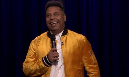 Orlando Leyba on The Tonight Show Starring Jimmy Fallon