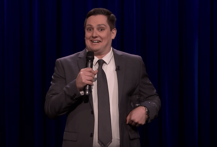 Joe Machi on The Tonight Show Starring Jimmy Fallon