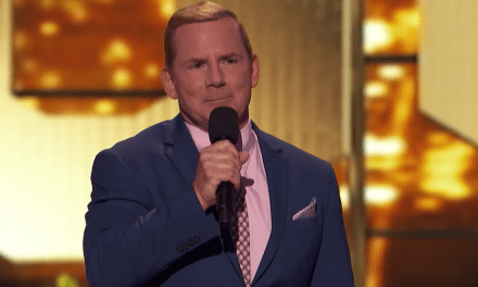 Tom Cotter and Samuel J. Comroe performed on America's Got Talent: The Champions