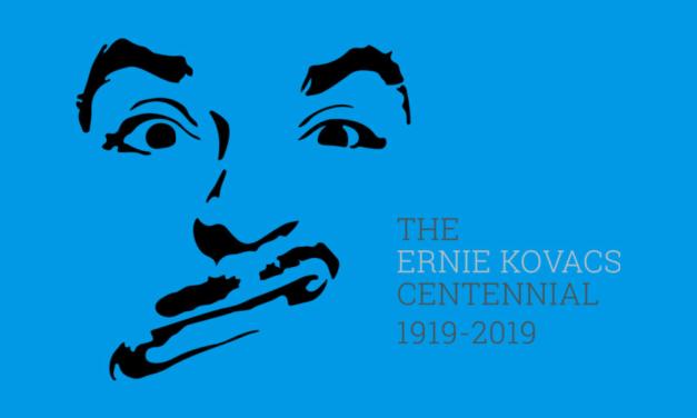 National Comedy Center acquires Ernie Kovacs archives