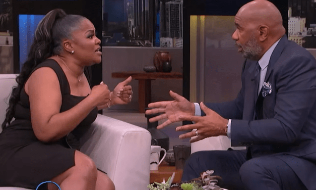 Mo'Nique and Steve Harvey hash it out on a televised heart-to-heart