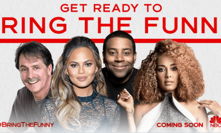 """NBC and JFL bringing """"Bring The Funny"""" comedy contest to primetime"""