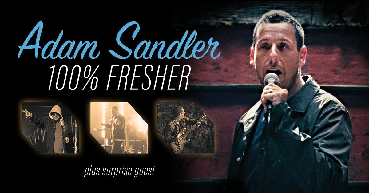 Adam Sandler announces new tour dates for June 2019