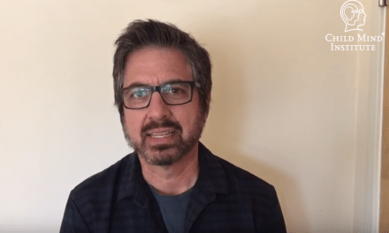 Ray Romano talks to his younger self about anxiety