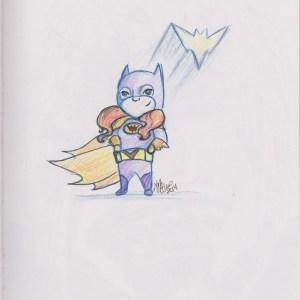 Batgirl by Nicole Ales