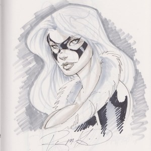 Black Cat by Ryan Kincaid