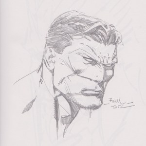 Green Lantern Hal Jordan by David Finch