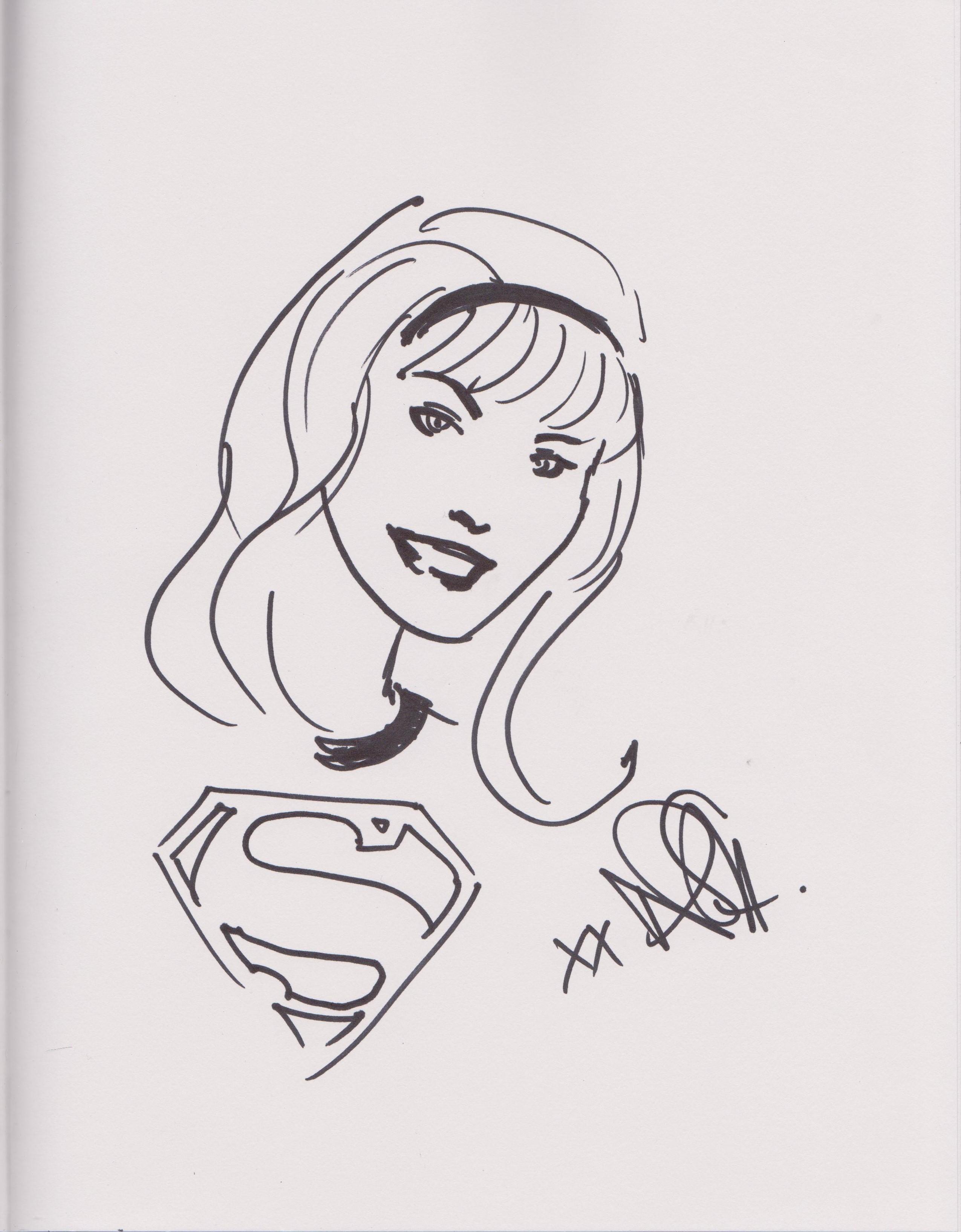 Supergirl by Nicola Scott