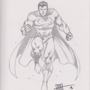 Superman by Cafu