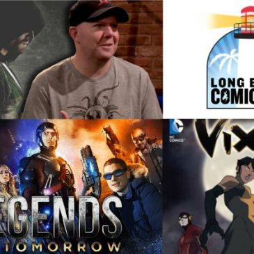 The Comic Source Podcast 032 Marc Guggenheim Interview