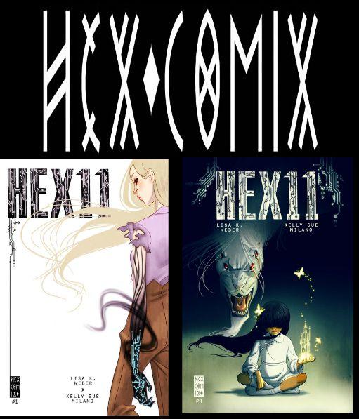 The Comic Source Podcast 035 Hex Comix LBCC