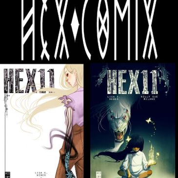 The Comic Source Podcast 035 Hex Comix LBCC