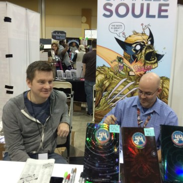 The Comic Source Podcast 057 Charles Soule Amazing Arizona Interview