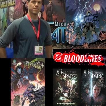 The Comic Source Podcast 065 JT Krul Interview LBCE16