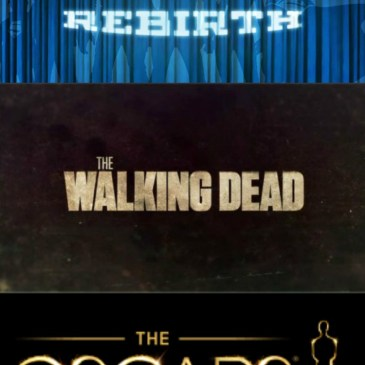 The Comic Source 068 Rebirth Speculation, The Walking Dead and Oscars Talk