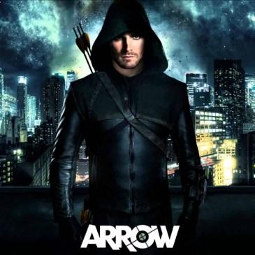The Comic Source Podcast 072 Spotlight on Arrow