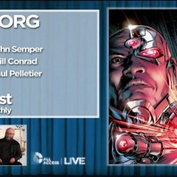 The Comic Source Podcast 088 The Wonder Con Files John Semper Interview