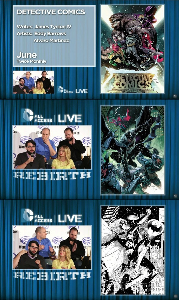 The Comic Source Podcast 085 The Wonder Con Files James Tynion IV Interview