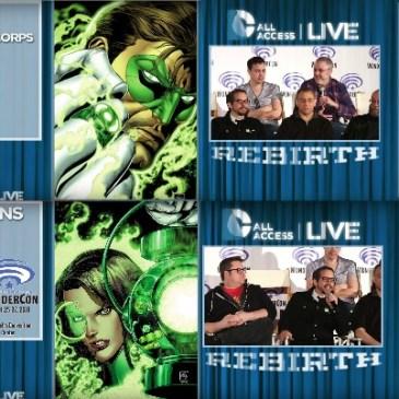 The Comic Source Podcast 080 The Wonder Con Files Robert Venditti & Sam Humphries Interview