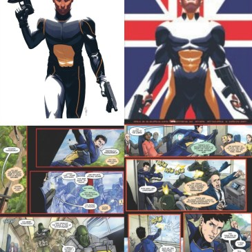 The Comic Source Podcast Episode 120 Action Man #1 Interview – John Barber