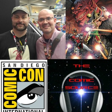 The Comic Source Podcast Episode 134 San Diego Sound Bytes; Marc Andreyko