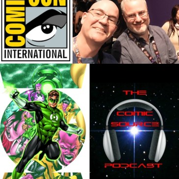 The Comic Source Podcast Episode 142 San Diego Sound Bytes; Robert Venditti