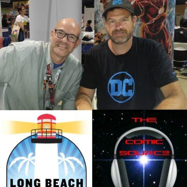 The Comic Source Podcast Episode 156 LBCC Brett Booth Interview