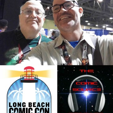 The Comic Source Podcast Episode 163 Peter David LBCC Interview