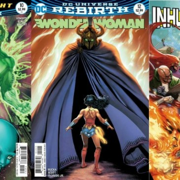 The Comic Source Podcast Episode 185 DC Books for Dec 14th