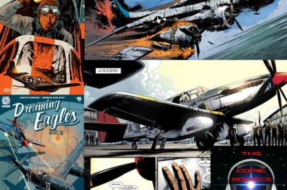 The Comic Source Podcast Episode 190 Spotlight on Dreaming Eagles