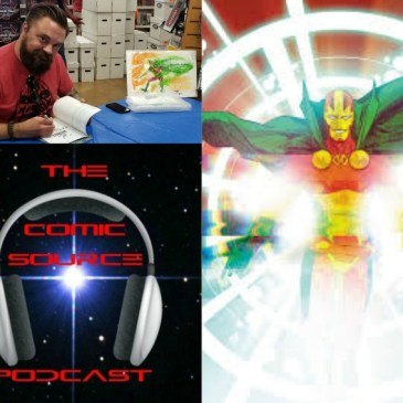 The Comic Source Episode 192 – Mitch Gerads Mister Miracle Interview