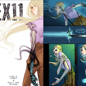The Comic Source Podcast Episode 199 – Hex 11 Interview & Volume 2 Kickstarter
