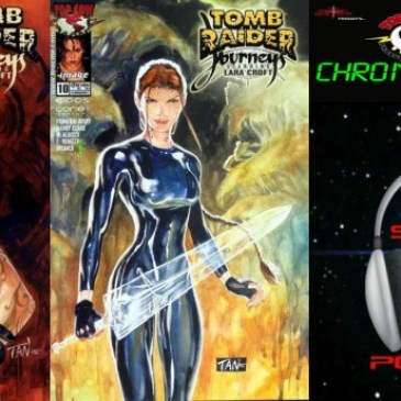 The Comic Source Podcast Episode 216 – Top Cow Thursday – Chronology 48 – Tomb Journeys #9-10